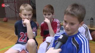 Mohelnické sporty - BASKETBAL 1.díl
