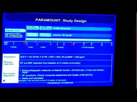 Scott SOLOMON (United States of America): the PARAMOUNT study