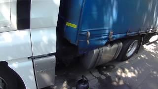 5. A kamionos. Zuhanyzó a kamionban