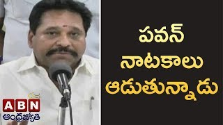 Amarnath Reddy Over Pawan Kalyan Double Game On AP Special Status | Face To Face