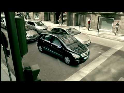 Mercedes Klasy B. ECO start/stop spalanie.