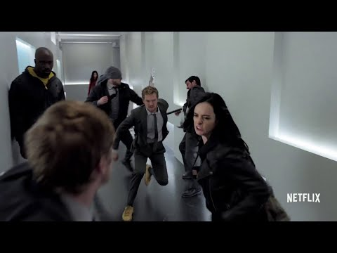 Marvel's The Defenders Final Promo