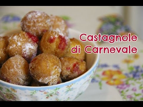 dolci fritti a carnevale - ricetta
