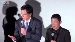 【ゆるコレ】ベン・スティラー、知っている日本語は3つと話し始めるが…
