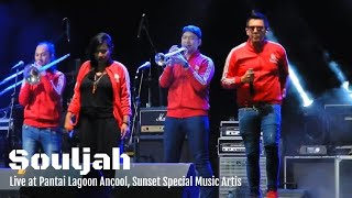 Souljah - Bilang I Love You | At Pantai Lagoon Ancol 2018