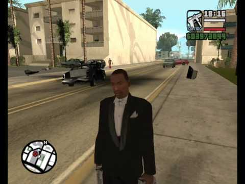 Loquendo-Trucos para el Gta San Andreas PC