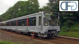 Berlin bekommt neue S-Bahn-Züge | Industriefilm von 1987 zur BVG-Baureihe 480
