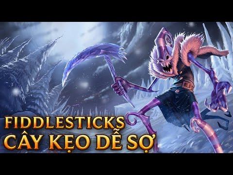 Fiddlesticks Cây Kẹo Dễ Sợ - Dark Candy Fiddlesticks thumbnail
