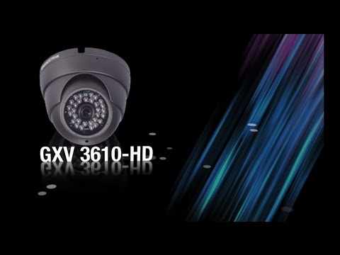 Grandstream GXV3610-HD v2 Dome fixe Camera