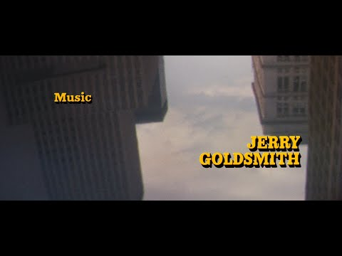 Jerry Goldsmith - The Detective (Opening Titles)