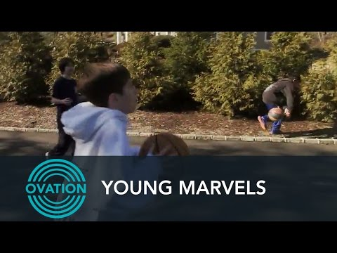 Young Marvels - Serious and Playful (Preview)