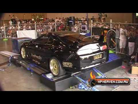 dyno - GAS SMASHING 1000 kw at Autosalon 2008 FinalBattle Dyno Part 3.