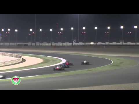 MRF Challenge 2014- Round 1- Race 2- Qatar - 17 October