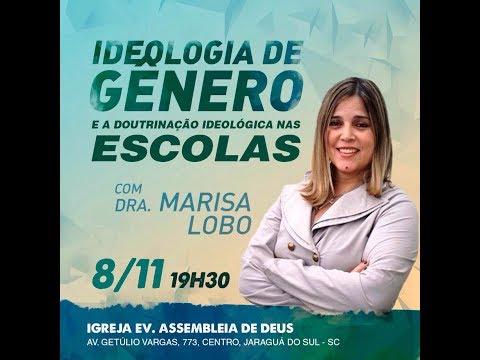 Palestra com a Dr.ª Marisa Lobo - 08/11/2017