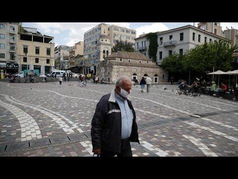Ελλάδα – COVID-19: 6 νέα κρούσματα, 2716 συνολικά – κανένας νέος θάνατος…