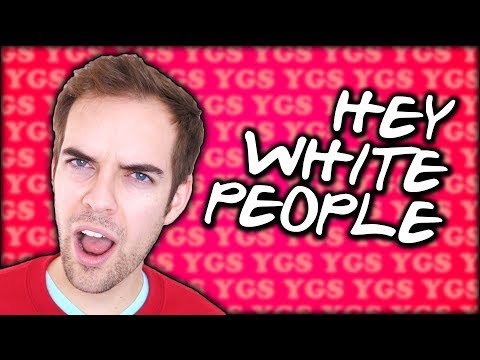 Hey White People (YOUR GRAMMAR SUCKS #114)