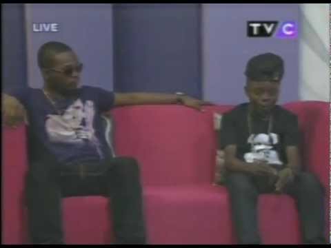 Download 12 Year Old Lil P Up Against Olamide In A Rap Battle On Entertainment Splash (Official)