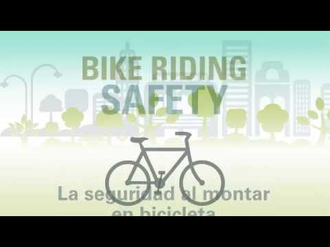 Bike Riding Safely