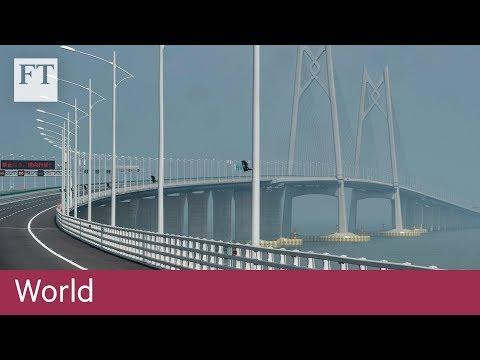 China bridges the gap to Hong Kong