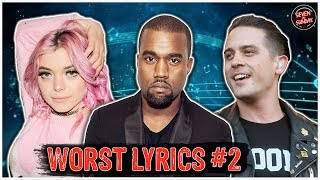 Video 7 of the WORST Cringe Inducing Lyrics of All Time #2 MP3, 3GP, MP4, WEBM, AVI, FLV Mei 2018