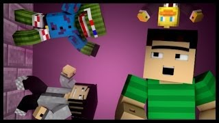 "Minecraft: ""ANTI GRAVITY!"" #7 (Modded Hunger Games)"