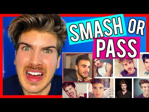 REACTING TO PEOPLE WHO SMASH OR PASS ME!