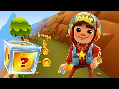 SUBWAY SURFERS Gameplay PC HD - Peru - Jake And 28 Mystery Boxes Opening