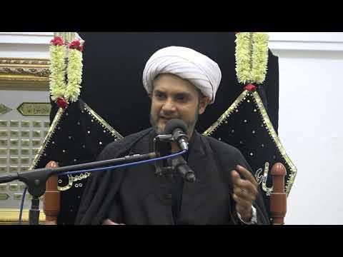 1441 AH – Safar – 18 – Shab – Majlis
