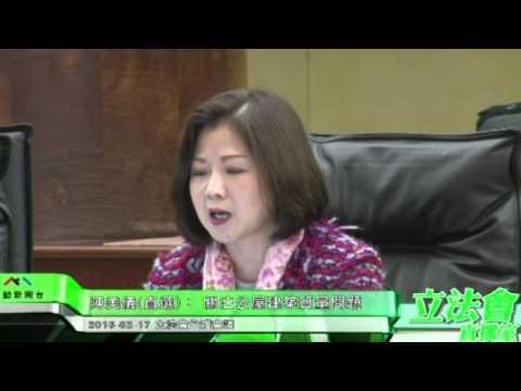 陳美儀:關注公屋建築質量問題  ...