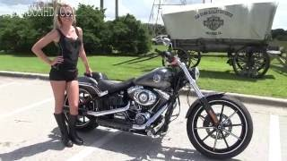 7. 2014 Harley Davidson FXSB Softail Breakout for sale in Tampa FL - WE SHIP ANYWHERE