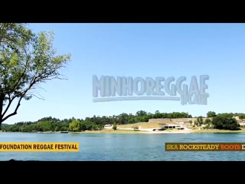 FESTIVAL MINHO REGGAE SPLASH 2015. VIDEO OFICIAL