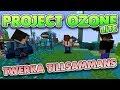 Twerka i grupp - Moddad Skyblock: Project Ozone Lite   #1