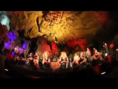 Rhythm Hunters at Jenolan Caves
