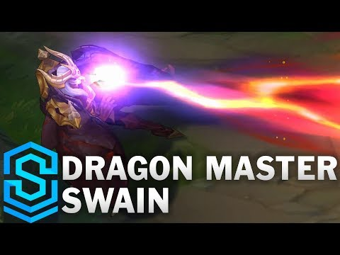Swain Ngọa Long - Dragon Master Swain