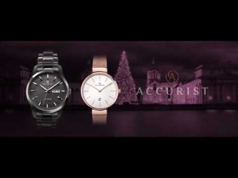 Accurist Commercial (2016 - present) (Television Commercial)