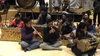 Ciaaattt...Gamelan Bali Gong Kebyar In Denmark