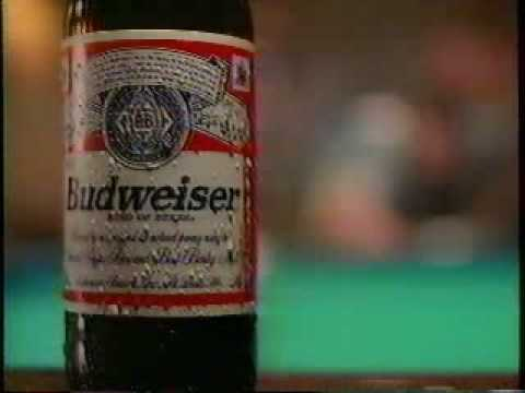 Budweiser Ad Classic TV Ad from 1993 Ginger or Mary Ann?