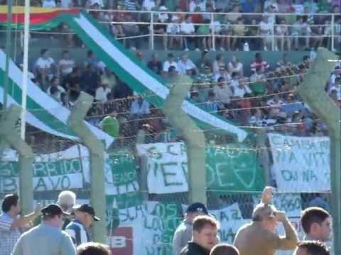 Avenida x Veranópolis - Mancha Verde - Esporte Clube Avenida