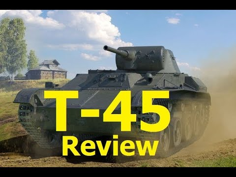 Is It Worth It? - T-45 Review