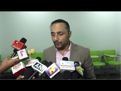 Rahul Bose Talks About Marathon Run's Indiabulls Home Loans Vasai Virar Mayors Marathon