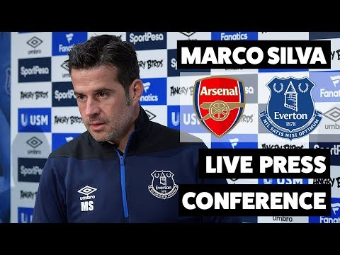 WHO'S FIT TO FACE THE GUNNERS? | ARSENAL V EVERTON PRESS CONFERENCE