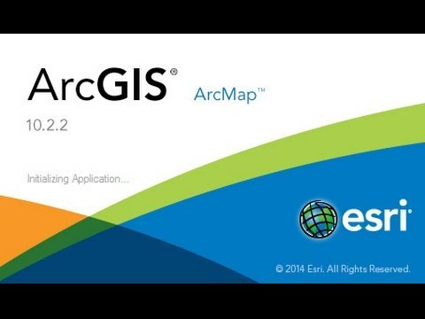 ArcGIS 10.2.2 Installation Part 1
