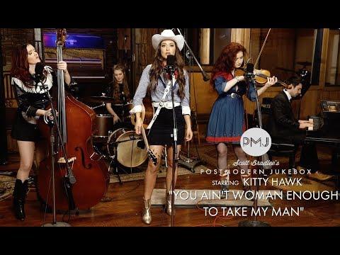 You Ain't Woman Enough (To Take My Man) – Loretta Lynn (Country Cover) ft. Kitty Hawk