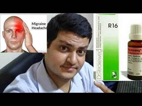 Homoeopathic medicine for migraine headache?explain!