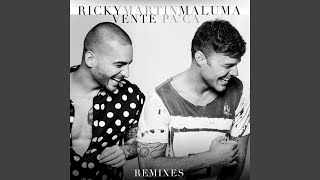 Provided to YouTube by Sony Music Entertainment Vente Pa' Ca (Urban Remix) · Ricky Martin / 瑞奇馬汀 · Maluma Vente Pa' Ca (Remixes) ℗ 2016 Sony Music Entertainm...