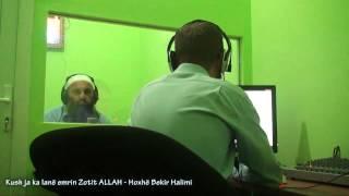 Kush ja ka lanë emrin Zotit ALLAH - Hoxhë Bekir Halimi
