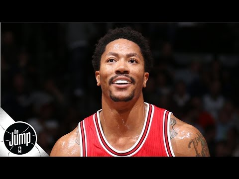 Video: Should Derrick Rose be in the Hall of Fame? | The Jump