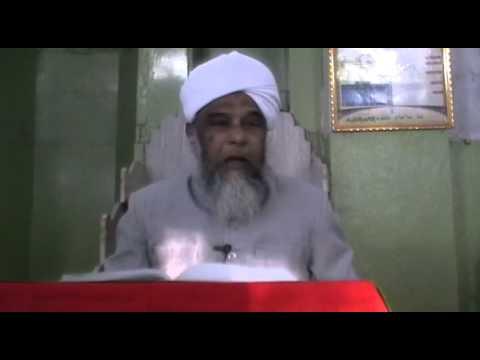 Dars e Quran By Dr Hafiz Shaikh Ahmed Mohiuddin Sharfi Sahab  -5th May 2014 Part 1