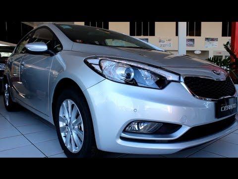 Review Lançamento Kia Cerato 2014 (Canal Top Speed)