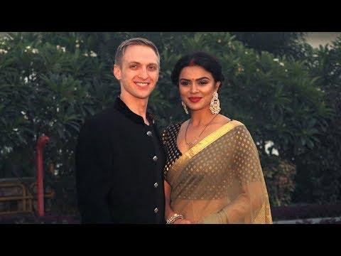 Aashka Goradia & Brent's FIRST PUBLIC APPEARANCE a